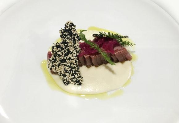 Tataki di Carne salada